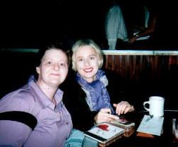 Cheryl & Julia Fordham